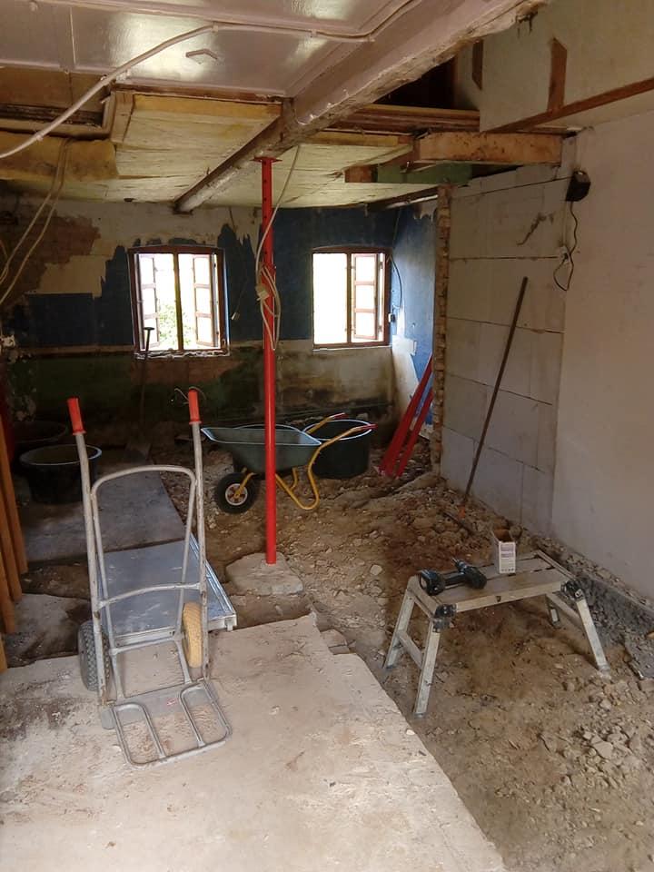 Upgrade af husmandssted